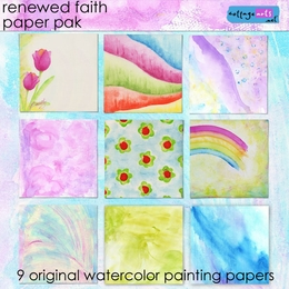 Renewed Faith Paper Pak