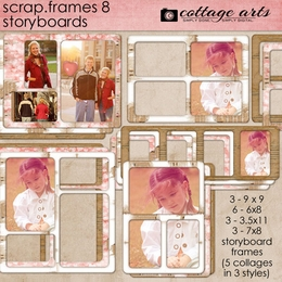 Scrap.Frames 8 - Storyboards