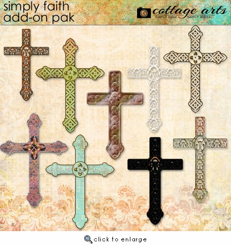 Simply Faith Add-On Pak