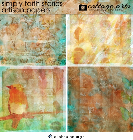 Simply Faith Stories Artisan Papers