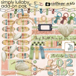 Simply Lullaby Add-On Pak