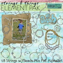Strings & Things Element Pak