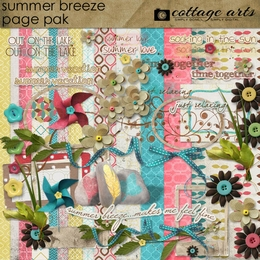 Summer Breeze Page Pak