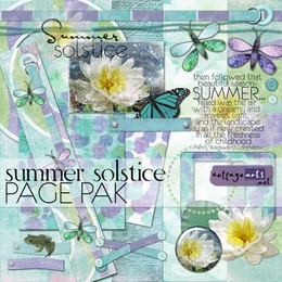 Summer Solstice Page Pak