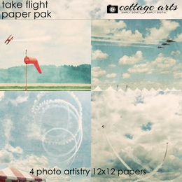 Take Flight Paper Pak