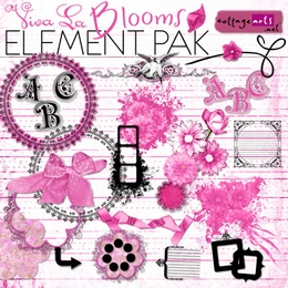 Viva La Blooms Element Pak