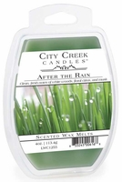AFTER THE RAIN City Creek 4 oz Scented Wax Melts by Candle Warmers