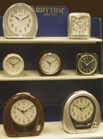 Alarm Clocks by Rhythm Clocks