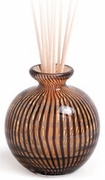Amber Stripes Reed Diffuser by Alexandria