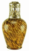 Amber Swirl Fragrance Lamp