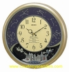 Angels & Constellations - Seiko Clock QXM325SRH