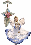 Angels, Crosses & Church Plaques - Clayworks Blue Sky 2005 & 2006