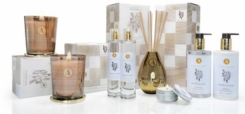 Aquiesse Mindful Luxury Candles Reed Diffusers Wash & Lotion