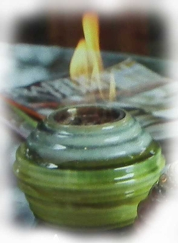 Aqua Honey Pot Napa FireLites or Fire Pot