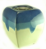 Bahama Blue PatioGlo Burner or Fire Pot by  Marshall Group