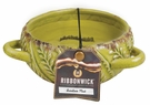 BAMBOO MIST MDEIUM ROUND RibbonWick Scented Candle