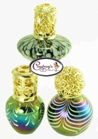 Black & White Fragrance Lamps by Courtney's