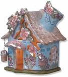 Blossom Season Collection - Clayworks Blue Sky 2009