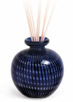 Blue Stripes Reed Diffuser by Alexandria