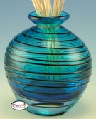 Blue Swirl Reed Diffuser by Alexandria