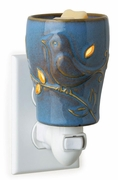 BLUEBIRD Plug In Fragrance Warmer by Candle Warmers