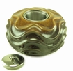Brown Wave PatioGlo Burner or Fire Pot by  Marshall Group