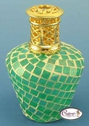 Casablanca Turquoise Mosaic Fragrance Lamp by Courtneys