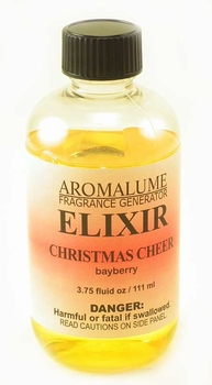 CHRISTMAS CHEER AromaLume Fragrance Elixir 3.75 oz Refill by La Tee Da.