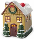 CHRISTMAS COTTAGE Illumination Fragrance Warmer by Candle Warmers