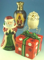 Christmas Themed Fragrance Lamps