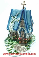 Church of White Rose - Clayworks Blue Sky 2005