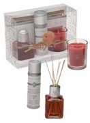 Claire Burke Petite Gift Sets - Reed Diffuser, Candle & Room Spray