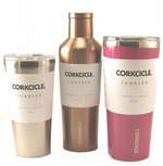 Corkcicle Triple Insulated Beverage Containers
