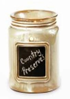 COUNTRY PRESERVESFragrance Warmer - Wax Melter -  AmbiEscents