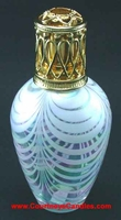 Courtney's Fragrance Lamp Athens White -  H30