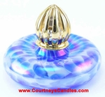 Courtney's Fragrance Lamp Corinth Blue