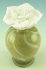 Courtneys Amber Swirl Woman of Fragrance Style Flameless Ceramic Fragrance Diffusers