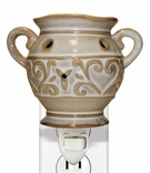 CREAM VASE PLUG IN WARMER  by A Cheerful Giver