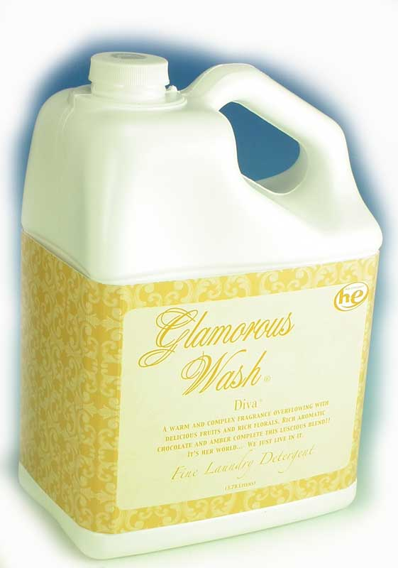Diva Glamorous Wash 128 Oz Gallon Fine Laundry Detergent
