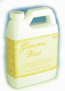 Diva Glamorous Wash 32 oz Fine Laundry Detergent by Tyler Candles