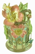 Dogwood Blossoms Fragrance Lamp House - Clayworks Limited Edition