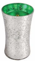 EMERALD FOREST  Large Crackle WoodWick Scented Jar Candle