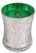 EMERALD FOREST  Medium Crackle WoodWick Scented Jar Candle