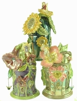 Fairy Flower Clayworks Fragrance Lamps