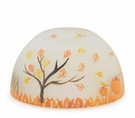 Fall Harvest Aurora Candle Warmer Lamp Shade