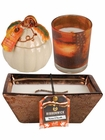 Fall - Holiday 2013 WoodWick - RibbonWick Collection