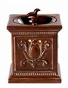 FILIGREE CHERRY Fragrance Warmer - Wax Melter -  AmbiEscents