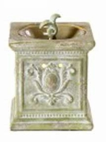 FILIGREE GARDEN Fragrance Warmer - Wax Melter -  AmbiEscents