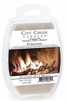 FIRESIDE City Creek 4 oz Scented Wax Melts by Candle Warmers