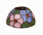 Floral Aurora  Candle Warmer Lamp Shade